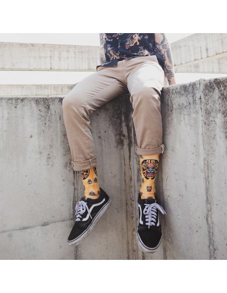 calcetines sublimados Haka