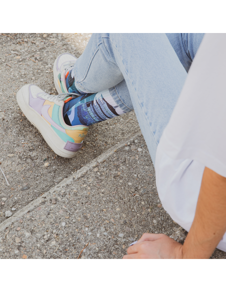 calcetines sin costuras termorreguladores