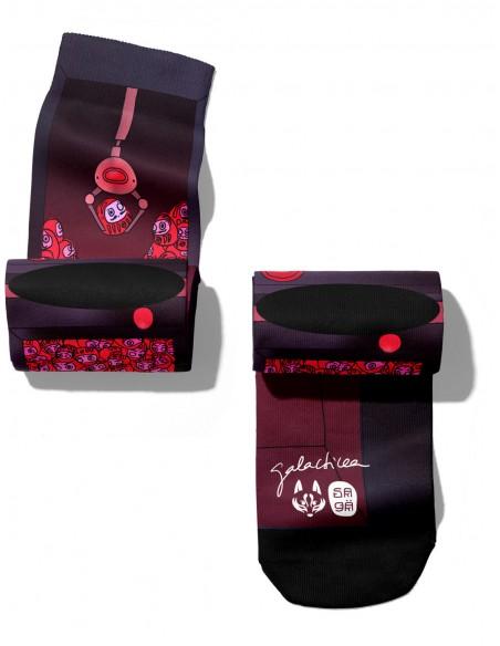 calcetines de diseño termorreguladores indicados para todo tipo de deportes